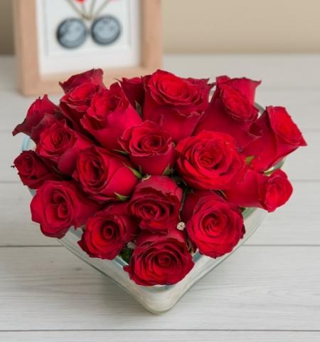 Erzurum Çiçek bu kalp senin
