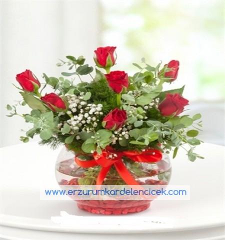 Erzurum Çiçek MUTLULUK KÜRESİ