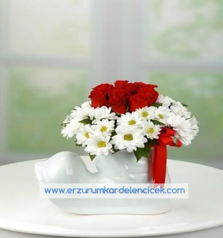 Erzurum Çiçekçi ÇİZMELİ AŞK