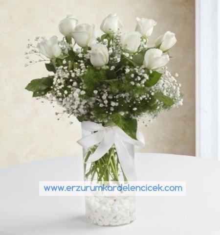 Erzurum �i�ek Beyaz  B�y�